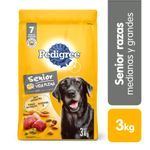 Pedigree--Adulto-Senior