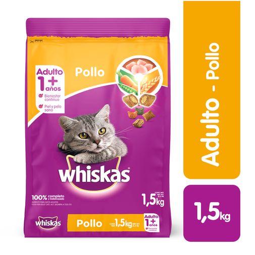 Whiskas-Seco-Pollo
