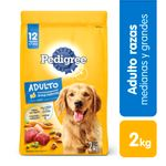 Pedigree-Adulto