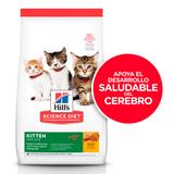Alimento-para-gatos-Hills-Kitten-Dry