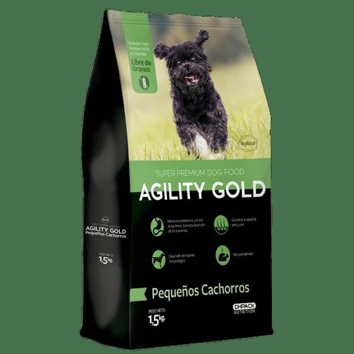 Agility-Gold-Pequeños-Cachorros