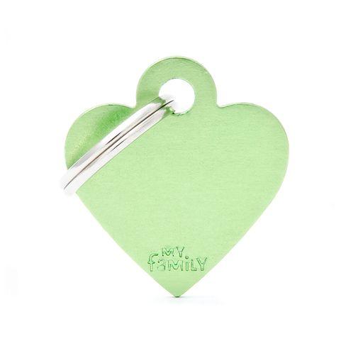 placa-corazon-verde-aluminio