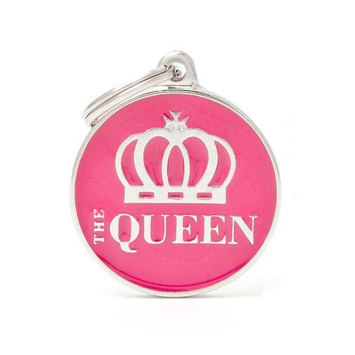 Placa-the-queen