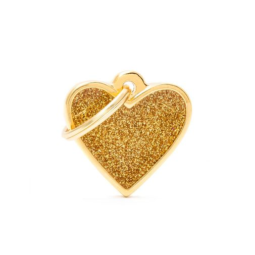 Placa-corazon-glitter-oro-shine-1