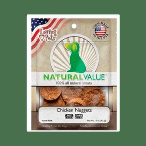 Snack-Para-Perro-Natural-Value-Chicken-Nugget-Recipe