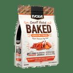 Alimento--Seco-Para-Perro-Evolve-Grain-Free-Oven-Baked-Horneados-Pavo
