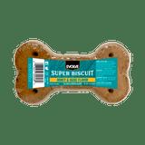 Galleta-Para-Perro-Snack--Evolve-Classic-Super-Biscuit-Hueso-Miel-Y-Albahca