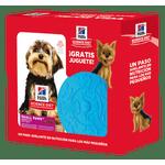 alimento-para-perro-hills-small-paws-cordero-frisbee
