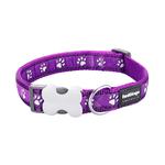 Collar-purpura-reddingo-perro-patas