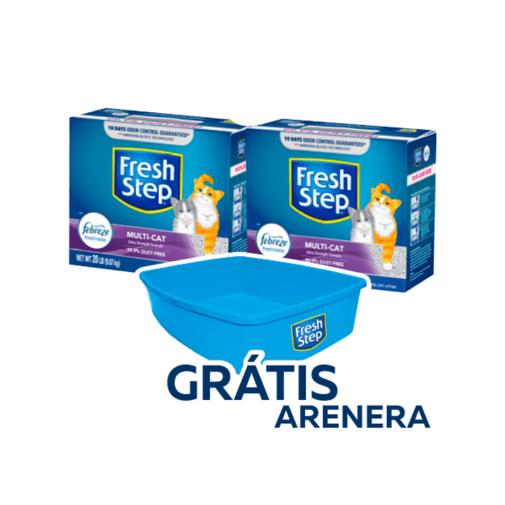 Promo-fresh-step-arenera-2
