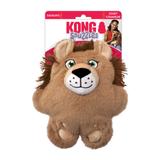 peluche-para-perro-kong-snuzzles-leon