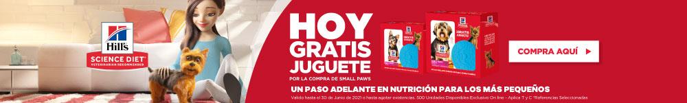 Combos small paws alimento seco y humedo Perros/Alimentos