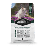 Alimento-Para-Gato-Nutrique-Young-Adult-Sterilised-Healthy-Weight