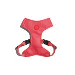 arnes-para-perro-zee-dog-neon-coral-ajustable-air-mesh
